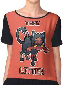 Team Litten Chiffon Top