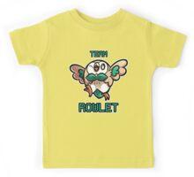 Team Rowlet Kids Tee