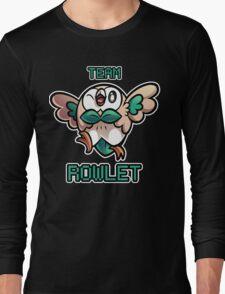 Team Rowlet Long Sleeve T-Shirt
