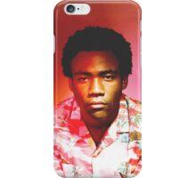 Donald McKinley Glover iPhone Case/Skin
