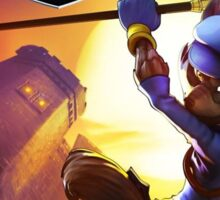 sly cooper 2016 thieves nakula Sticker