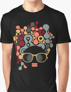 Strange hair Graphic T-Shirt