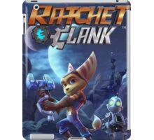 rachet clank the movie iPad Case/Skin