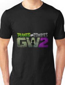 plants vs zombies gw 2 2016 nakula Unisex T-Shirt