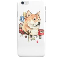 """Dog Days"" 一生犬命 iPhone Case/Skin"