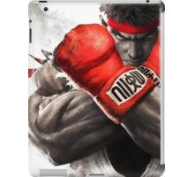 ryu street fighter v nakula iPad Case/Skin