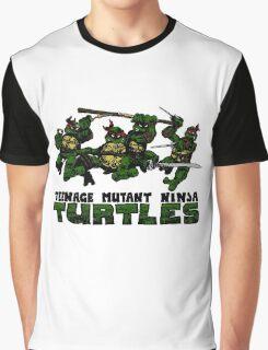 Teenage Mutant Ninja Turles Graphic T-Shirt
