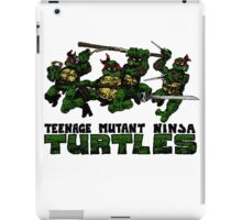 Teenage Mutant Ninja Turles iPad Case/Skin