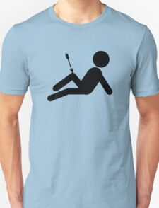 Arrow To The Knee Video Gaming T-Shirt