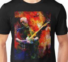 david gilmour best tour live concert Unisex T-Shirt