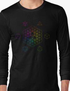 From the void full spectrum Long Sleeve T-Shirt