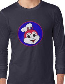 Jollibee Logo Long Sleeve T-Shirt
