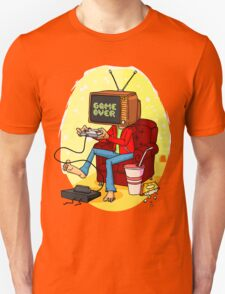TV game head Unisex T-Shirt