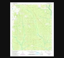USGS TOPO Map Alabama AL Dogwood Creek 303683 1978 24000 Unisex T-Shirt