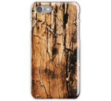 Textures of our Planet. 3 - Old Tree iPhone Case/Skin