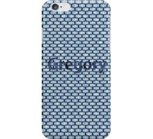 Gregory iPhone Case/Skin