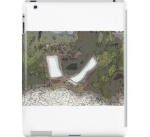 Countryside holidays iPad Case/Skin