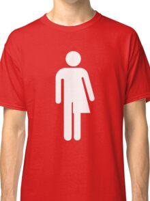 Trans Figure Classic T-Shirt