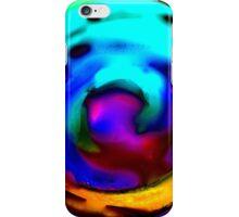 Crystal Ball Orange iPhone Case/Skin