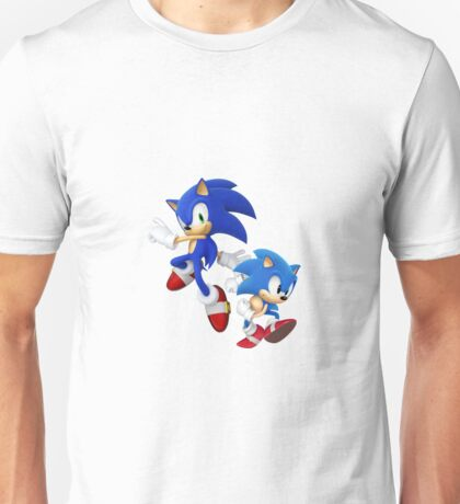 Sonic - Modern & Classic Unisex T-Shirt