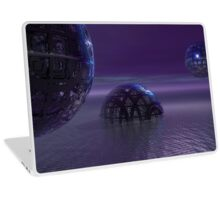 Mysterious Orbs Laptop Skin