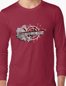 Persona 5 steal dat future Long Sleeve T-Shirt