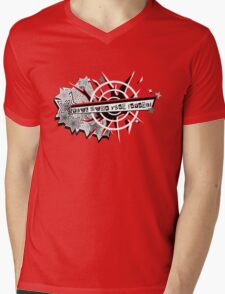 Persona 5 steal dat future Mens V-Neck T-Shirt