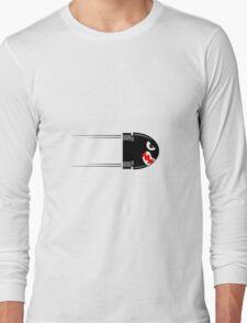 Bullet Bill Long Sleeve T-Shirt