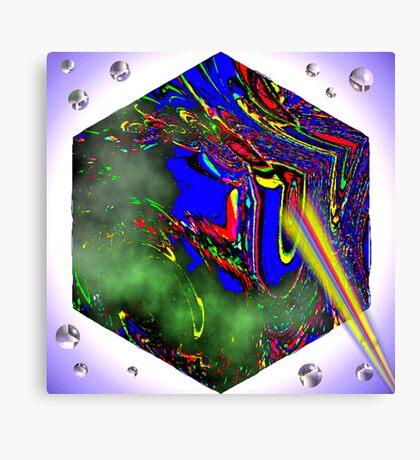 Bubble Zapper Canvas Print