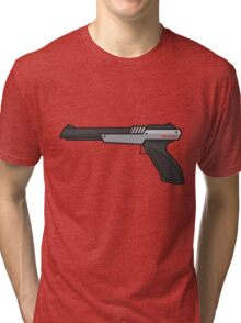 retro zapper game controller  Tri-blend T-Shirt