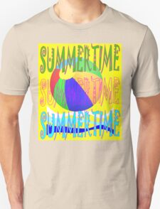 Summer Holidays Unisex T-Shirt