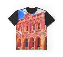 Parramatta Town Hall 14 Graphic T-Shirt