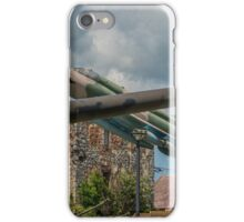 Military Barrage & Jet Aircraft iPhone Case/Skin