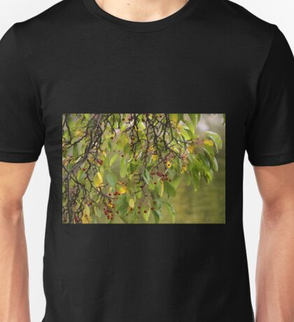 Berries At The Duck Pond Unisex T-Shirt