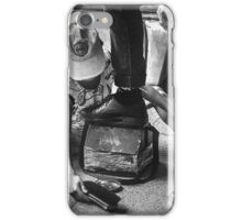 Child abuse in south America iPhone Case/Skin