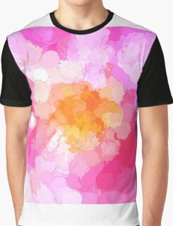 Fantasy in Pink Graphic T-Shirt