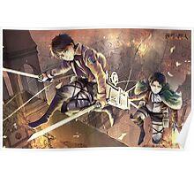 Eren Jaeger Poster