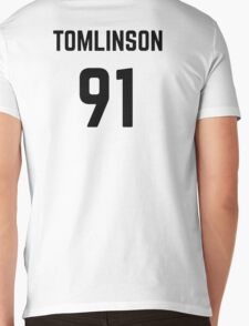 TOMLINSON 91 Mens V-Neck T-Shirt