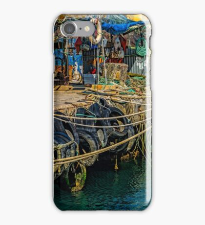 On track and waiting for you iPhone Case/Skin