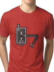 Retro RF switch Tri-blend T-Shirt