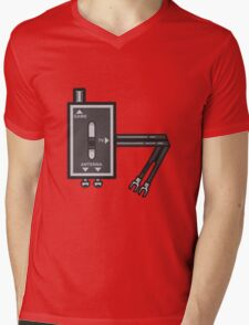 Retro RF switch Mens V-Neck T-Shirt