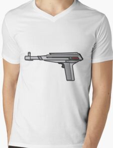 Atari XE Zapper Mens V-Neck T-Shirt