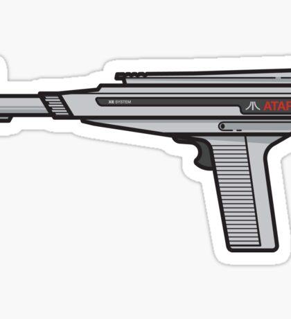 Atari XE Zapper Sticker