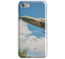 Military Jet Fighter iPhone Case/Skin