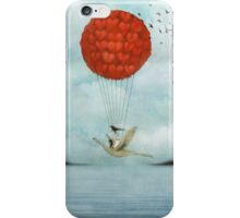 High hopes iPhone Case/Skin