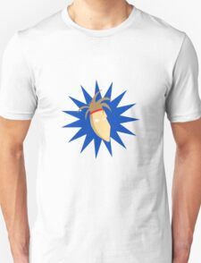 Johnny Catastrophe Vector Face Unisex T-Shirt