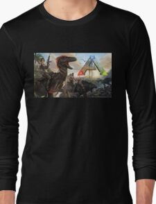 Ark  Long Sleeve T-Shirt