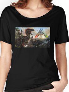 Ark  Women's Relaxed Fit T-Shirt