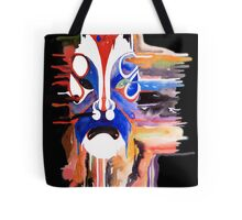 The Mask- Black Tote Bag