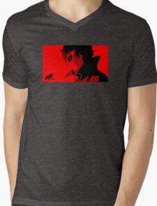 Persona 5 Phantom Thief Mens V-Neck T-Shirt